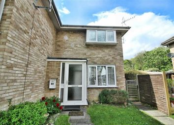 Thumbnail 2 bed end terrace house for sale in Bushey Close, Bletchley, Milton Keynes