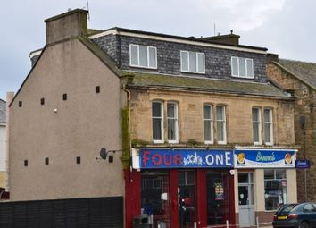 Thumbnail 3 bed flat to rent in Main Street, Stenhousemuir, Larbert