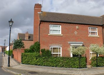 Thumbnail 2 bed semi-detached house to rent in Sandhill Way, Aylesbury