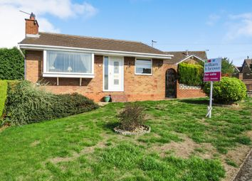 Thumbnail 3 bed detached bungalow for sale in Anston Drive, South Elmsall, Pontefract