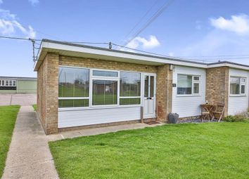 Thumbnail 2 bedroom lodge for sale in Coast Road, Walcott, Norwich