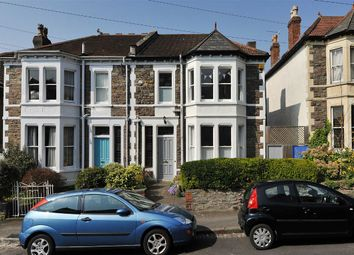 Thumbnail 4 bed semi-detached house for sale in Belmont Road, St Andrews, Bristol