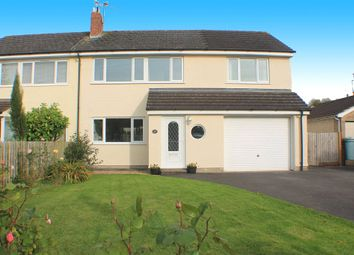 Thumbnail 4 bed semi-detached house for sale in Congresbury, North Somerset