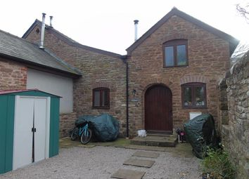 Thumbnail 3 bedroom barn conversion to rent in Owl House, Welsh Newton Common, Monmouth