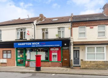 2 bed flat for sale in High Street, Hampton Wick, Kingston Upon Thames KT1
