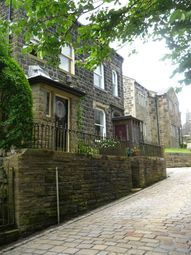 Thumbnail 2 bed semi-detached house to rent in Smithwell Lane, Heptonstall, Hebden Bridge