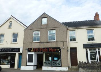 Thumbnail 1 bed property to rent in Flat 4, 66 Cwmamman Road, Glanamman, Ammanford, Carmarthenshire.