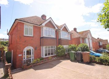 Thumbnail 3 bed semi-detached house for sale in Old London Road, St Leonards On Sea, East Sussex