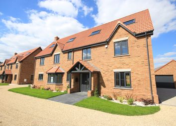 Thumbnail 6 bed detached house for sale in Hayfields, Greenfield Road, Flitton