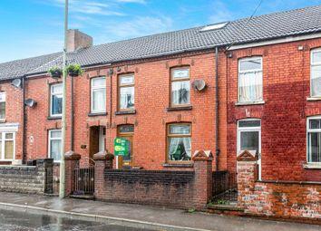 3 bed terraced house for sale in Bridgend Road, Llanharan, Pontyclun CF72