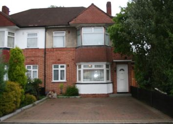 Thumbnail 2 bed maisonette to rent in Stratford Road, Hayes