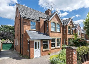 Thumbnail 3 bed semi-detached house for sale in Grove Avenue, Yeovil, Somerset