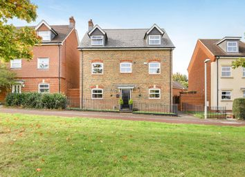 Thumbnail 5 bed detached house for sale in Jennetts Park, Berkshire