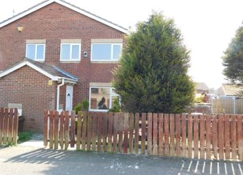 Thumbnail 2 bed town house to rent in Loweswater Avenue, Bradford