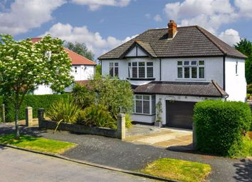 5 bed detached house for sale in Mount Park, Carshalton, Surrey SM5