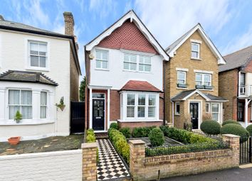 Thumbnail 4 bed detached house for sale in Dennan Road, Tolworth, Surbiton