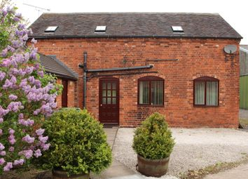 Thumbnail 3 bed barn conversion to rent in Common Farm Pasturefields, Great Haywood