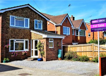 Thumbnail 3 bed detached house for sale in Moorgreen Road, West End