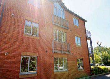 Thumbnail 2 bed flat to rent in Dudley Whenham Close, Syston, Leicester.