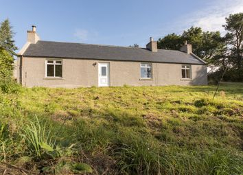 Thumbnail 3 bed cottage for sale in Keig, Alford, Aberdeenshire