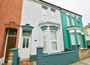 Thumbnail 3 bedroom terraced house for sale in St. Augustine Road, Southsea