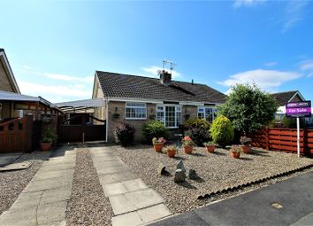 Thumbnail 2 bed semi-detached bungalow for sale in Garrowby View, York