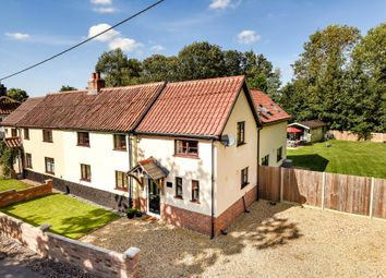 Thumbnail 4 bed cottage for sale in Caudle Springs, Carbrooke, Thetford