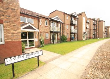 2 bed flat for sale in Lakeside Boulevard, Lakeside, Doncaster DN4