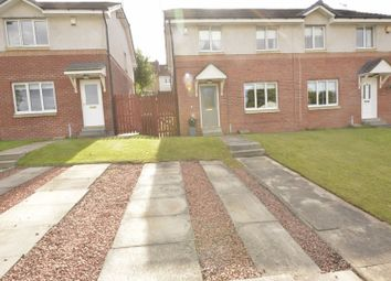 Thumbnail 3 bed semi-detached house for sale in Brockburn Road, Glasgow
