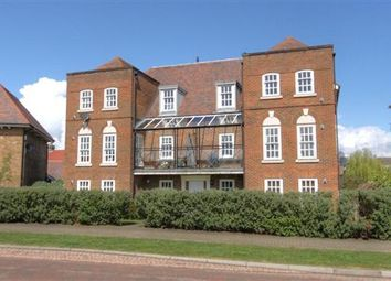 Thumbnail 2 bed flat to rent in Discovery Drive, Kings Hill