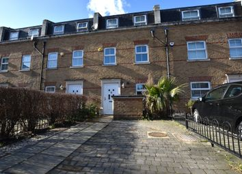 Thumbnail 5 bed town house for sale in Sylvan Road, London
