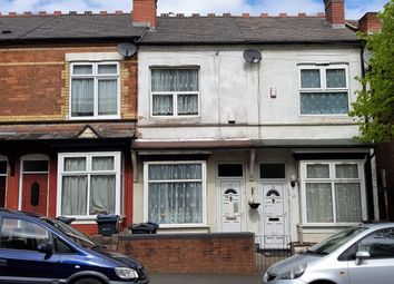 Thumbnail 2 bed terraced house for sale in Beeton Rd, Winson Green