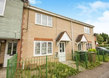 Thumbnail 2 bedroom terraced house to rent in Eastern Avenue, Peterborough
