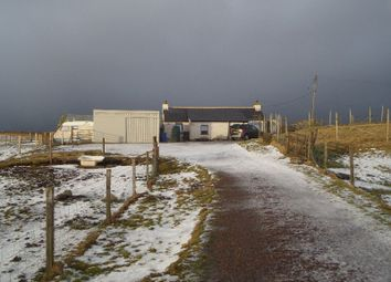 Thumbnail 2 bed detached bungalow for sale in Strathy Point, Strathy