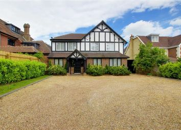Thumbnail 4 bed detached house to rent in Camlet Way, Hadley Wood, Hertfordshire