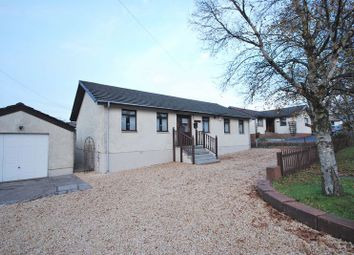 Thumbnail 3 bed detached bungalow for sale in 8 Barony Road, Auchinleck