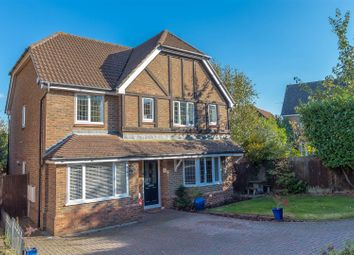 Thumbnail 5 bed detached house for sale in East Park Farm Drive, Charvil, Reading