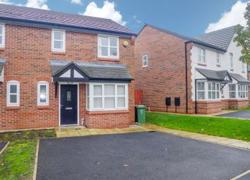 Thumbnail 3 bed semi-detached house to rent in Farm Crescent, Radcliffe, Manchester