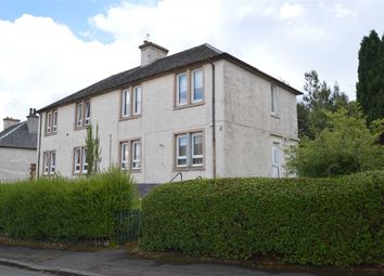 Thumbnail 1 bedroom flat for sale in Letterickhills Crescent, Cambuslang, Glasgow