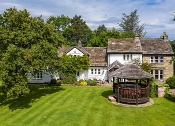 Thumbnail 4 bed equestrian property for sale in Bonis Hall Lane, Prestbury, Macclesfield, Cheshire