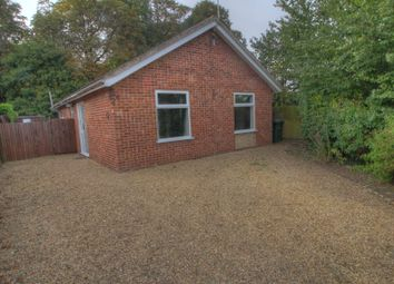 Thumbnail 2 bedroom bungalow for sale in Woodview Road, Easton, Norwich