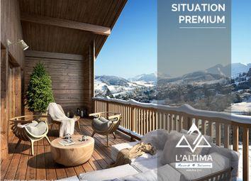 Thumbnail Apartment for sale in Rhône-Alpes, Haute-Savoie, Megève