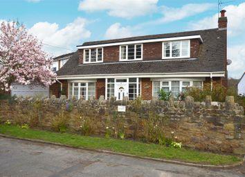 Thumbnail 3 bedroom detached bungalow for sale in Chapel Street, Duffield Village, Derbyshire
