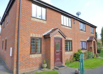 Thumbnail 2 bedroom town house to rent in Willowbank, Fazeley, Tamworth, Staffordshire