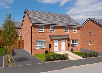 "Thumbnail 3 bedroom end terrace house for sale in ""Maidstone"" at Bradford Road, East Ardsley, Wakefield"