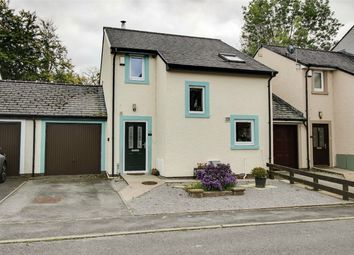 Thumbnail 3 bed link-detached house for sale in 4 Riverside Terrace, Cockermouth, Cumbria