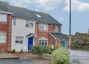 Thumbnail 2 bed terraced house for sale in Devonport Close, Brockhill, Redditch