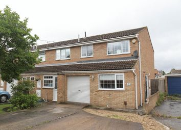 Thumbnail 3 bed terraced house for sale in Fosseway, Clevedon