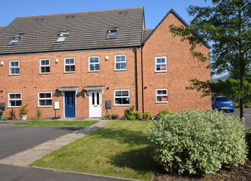 Thumbnail 3 bed town house for sale in Walmsley Close, Allesley, Coventry