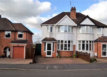 Thumbnail 3 bed semi-detached house for sale in Kinross Road, Cubbington, Leamington Spa, Warwickshire
